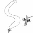 Collana Breil charming cross croce TJ1460