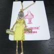 Le Carose Colazione da Tiffany Argento 925 gialla