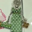 Le Carose Colazione da Tiffany Argento 925 verde
